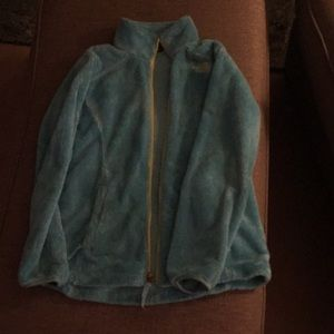 Girls Notthface jacket L